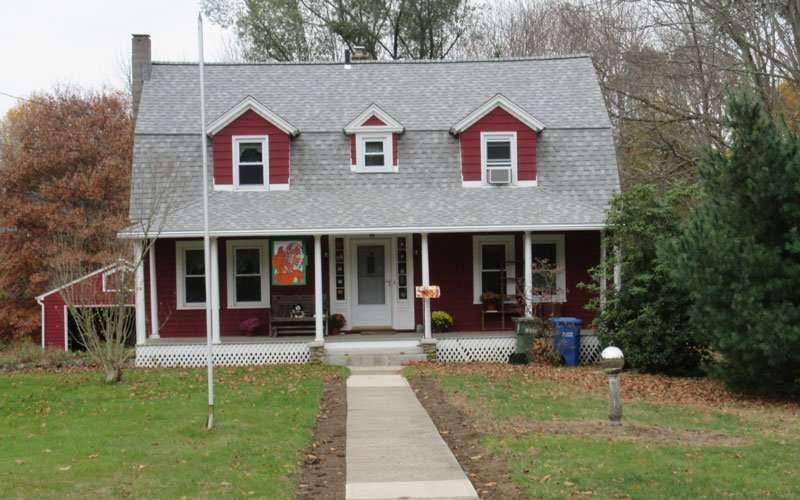Benjamin Stillman Home