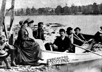 Camp Pocotopaug 1888