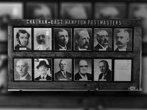 Chatham Postmaster