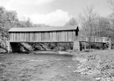 The Comstock Bridge