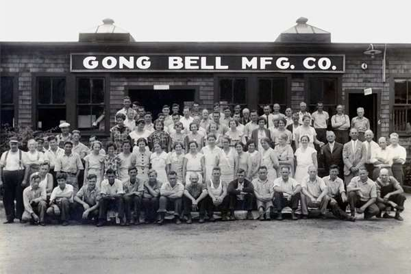 Gong Bell Factory East Hampton, CT History