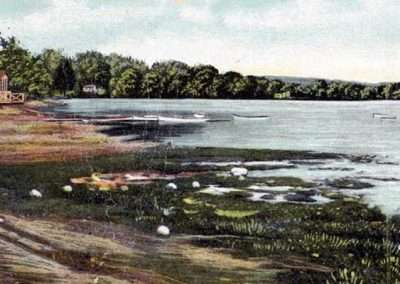 Lake Pocotopaug Postcard