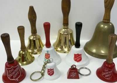 Salvation Army Bells