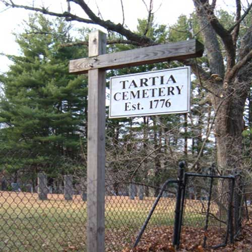 Tartia Cemetery