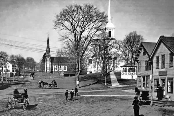 Main Street East Hampton, Connecticut