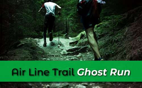 Air Line Trail Ghost Run