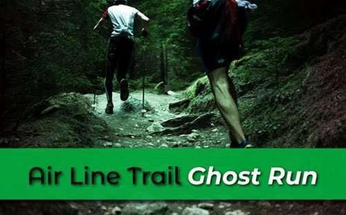 Air Line Trail Ghost Run