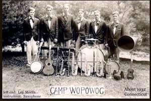 Camp Wopowog 1932