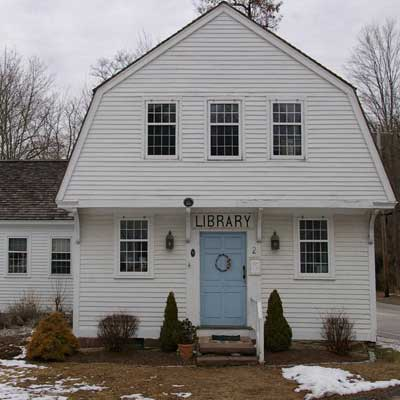 Middle Haddam Library