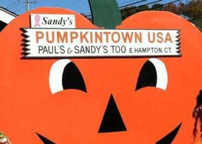 Pumpkin Town USA
