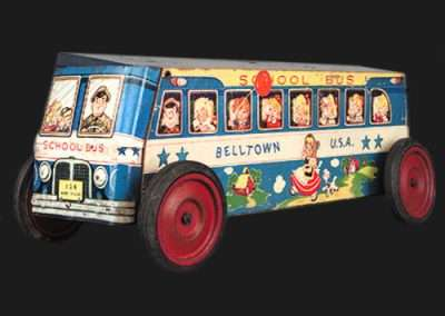 Belltown USA School Bus