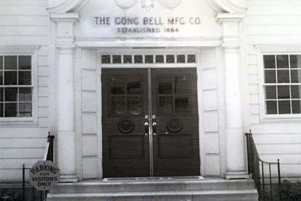 Gong Bell Factory in East Hampton, Connecticut