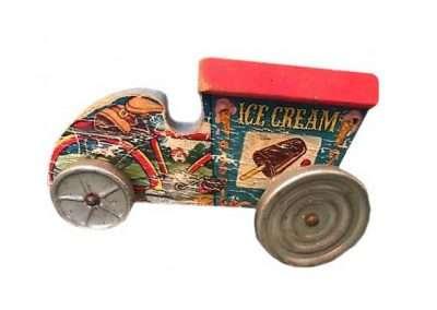 Gong Bell Ice Cream Truck