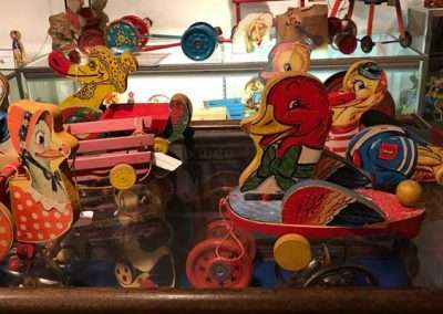 Antique Pull Toys