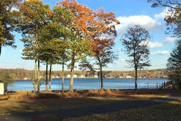 East Hampton CT municiple Park