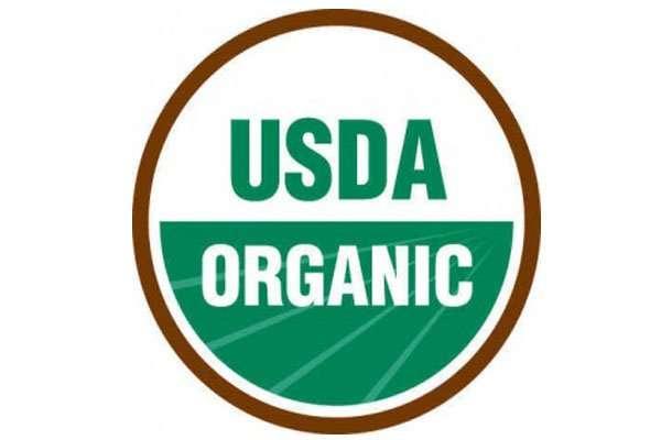 USDA Organic Crop