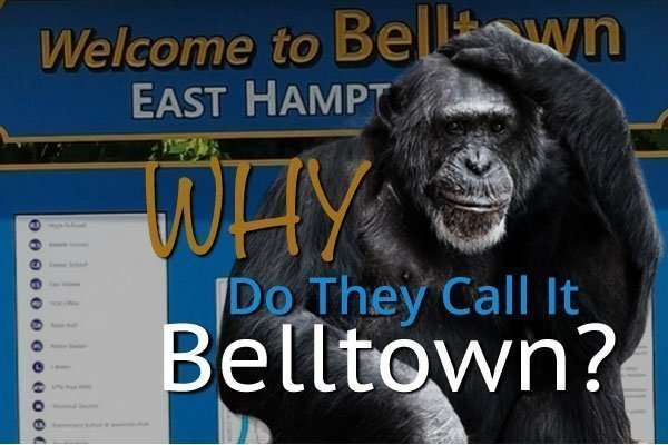 Why do they call it Belltown Connecticut