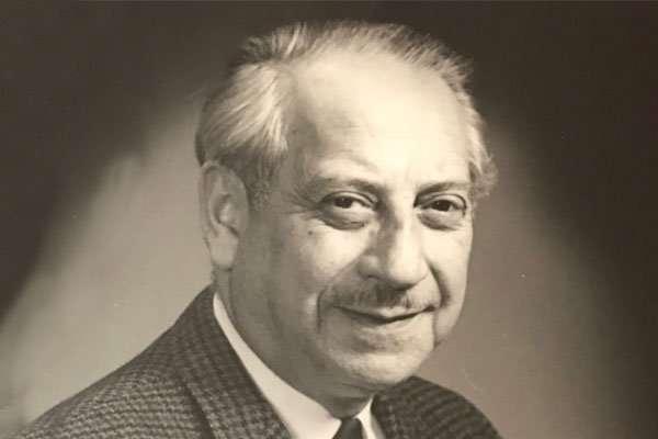 Dr. Louis Soreff