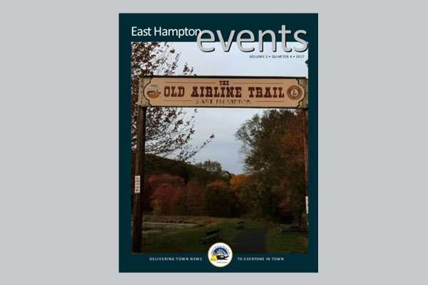 East Hampton Air Line Trail  Issue