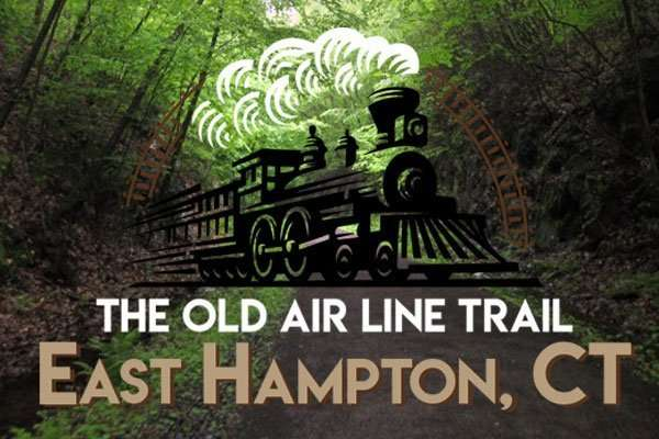 The Old Air Line Trail Graphic by John Denner Eas