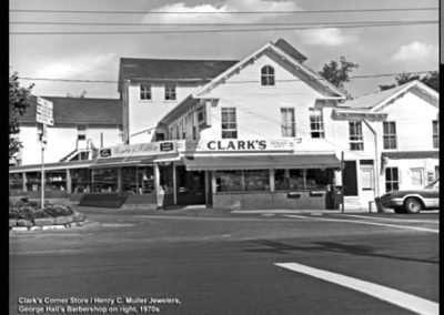 Clarks Corner Store