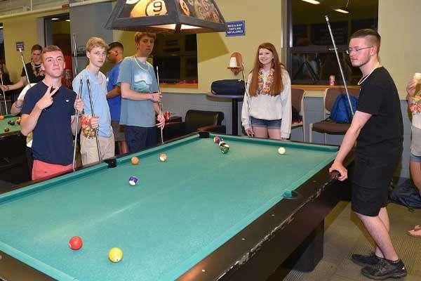 East Hampton High School Students
