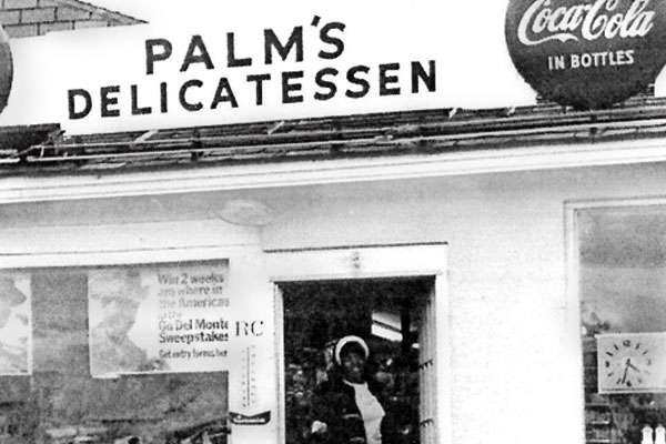 Palm's Delicatessen in East Hampton, Connecticut
