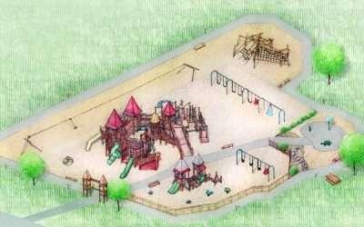 Seamster Park Playground