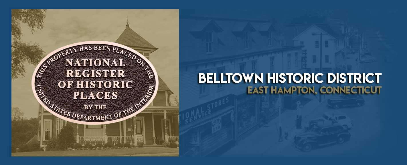 Belltown Historic District National Register