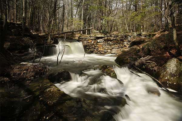 Pine Brook Falls Preserve Walk