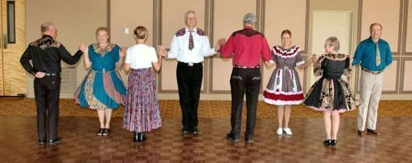 Square Dance History