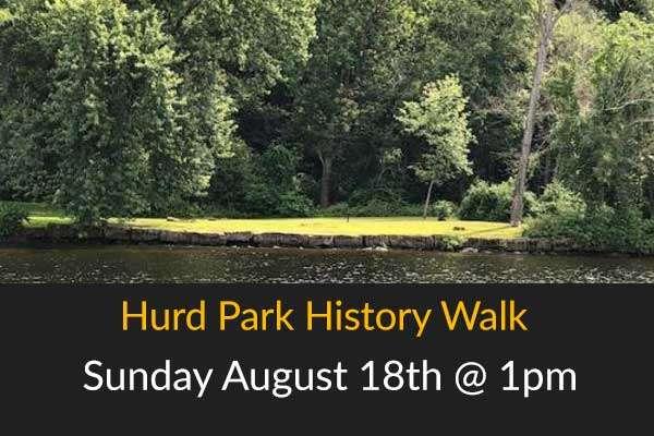 Hurd State Park CT History Walk
