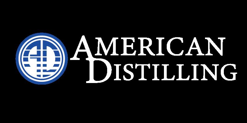 American Distilling Logo Design