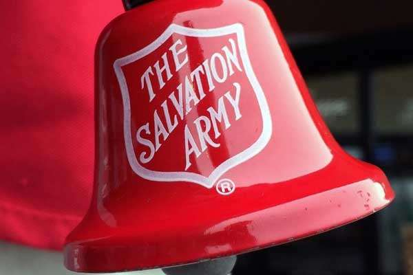 Salvation Army Bevin Bell