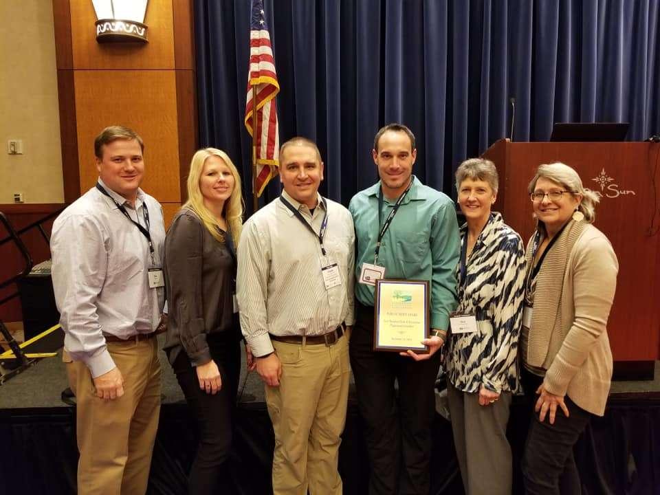 Seamster Park of Merit Award