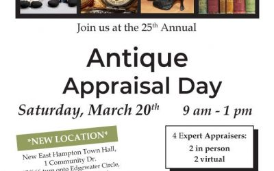 2020 Antique Appraisal Day