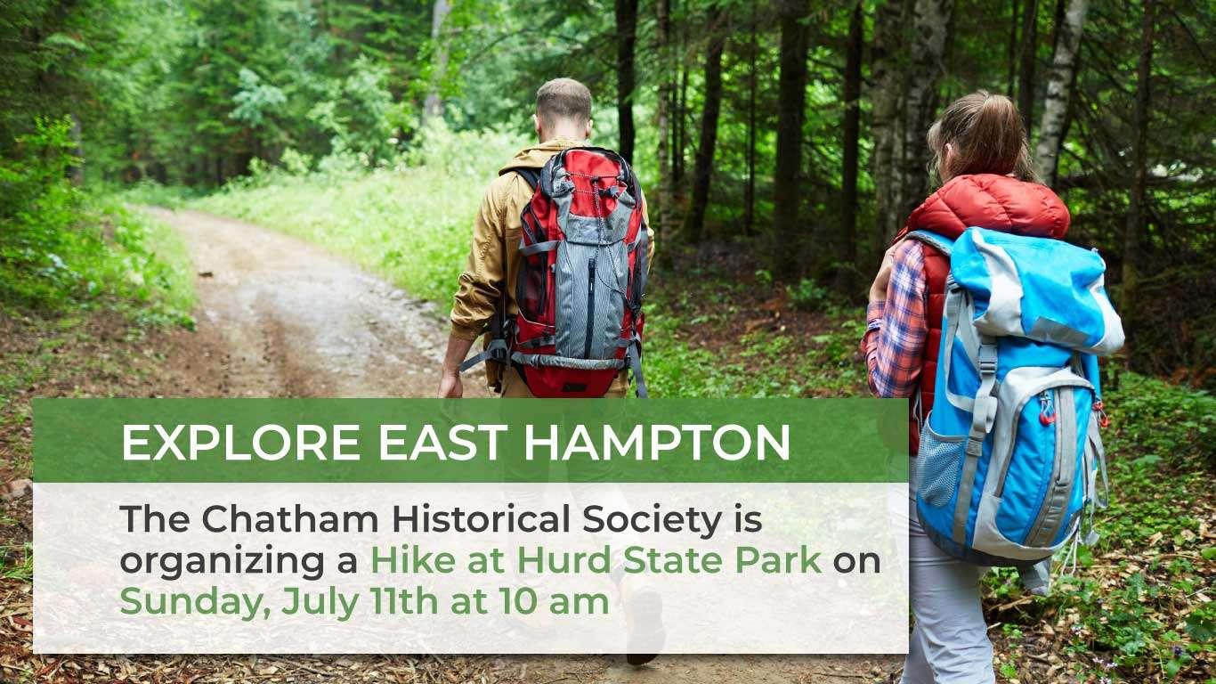 Explore East Hampton ,CT